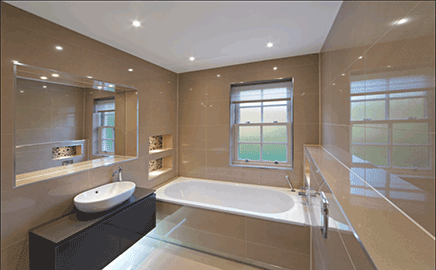 Led lighting ireland led lights for your home dublin for Bathroom ideas ireland